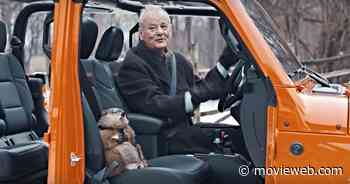 Bill Murray Does Groundhog Day Again in Jeep Super Bowl Commercial