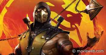 Mortal Kombat Legends: Scorpion's Revenge Poster Prepares for the Ultimate Fatality
