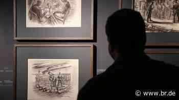 Holocaust-Ausstellung: Bilder aus der Hölle Auschwitz-Birkenau - BR24