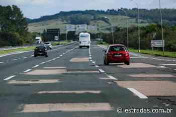 Trânsito no acesso a Charqueadas muda devido às obras na BR-290/RS - Estradas