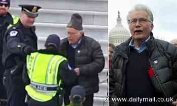 Martin Sheen is revealed as the celebrity who has the most arrests with a staggering 66 - Daily Mail
