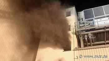 Millionenschaden bei Brand in Bad Langensalza | MDR.DE - MDR