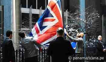 Brexit: Unión Europea retira la bandera británica de sus instituciones | Panamericana TV - Panamericana Televisión