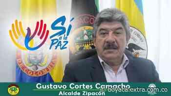 Alcalde de Zipacón, Gustavo Cortes, a responder por contratos de 170 millones de pesos - Extra Boyacá