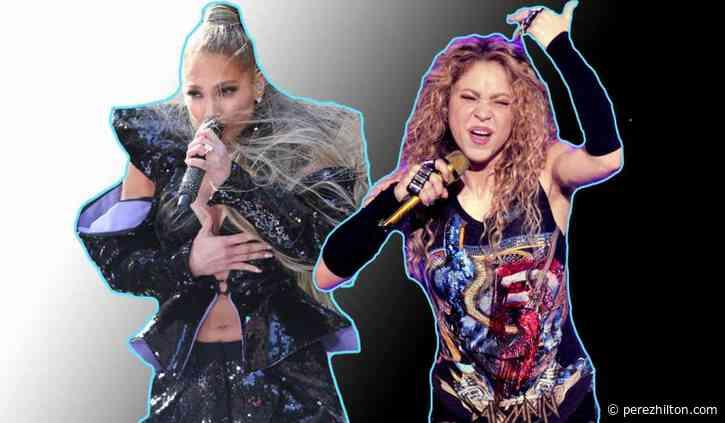 Jennifer Lopez & Shakira Take Over Super BowlLIV — Watch Their Sexy Halftime Show HERE!