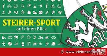 Steirer-Sport auf einen Blick: Neuer österreichischer Rekord im Kraftdreikampf - Kleine Zeitung