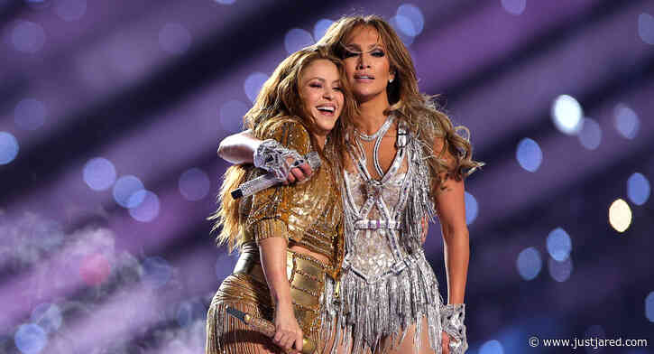 Celebs React to JLo & Shakira's Super Bowl Halftime Show!
