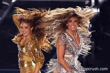 Jennifer Lopez and Shakira Dazzle at the 2020 Super Bowl: Photos