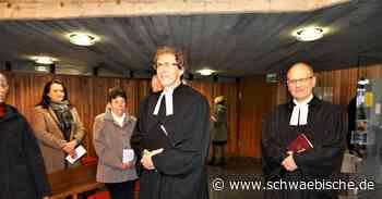 Oberkochen setzt neuen Pfarrer ein - Schwäbische
