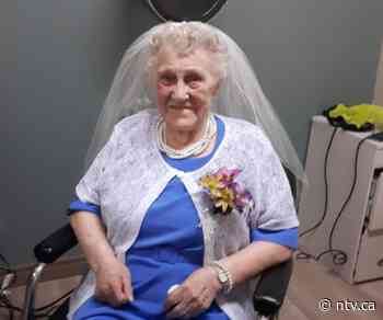 100th birthday wish granted with mock wedding at Clarenville Retirement Centre - NTV News