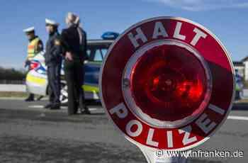 Betrunkene baut Unfall bei Burghaslach und flüchtet bis nach Neustadt an der Saale - inFranken.de