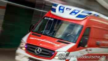 Mann in Bernau wohl durch Messerstiche schwer verletzt - Süddeutsche Zeitung