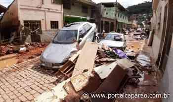 Chuvas: Cidade acabou, diz prefeito de Espera Feliz - Portal Caparaó