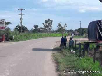 Atentan contra estación de Policía en Fortul, Arauca - RCN Radio