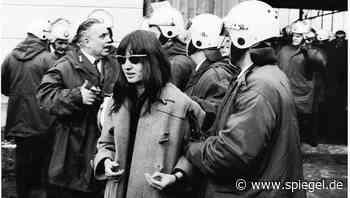 RAF: Wie sich Rudolf Augstein und Ulrike Meinhof näherkamen - SPIEGEL ONLINE