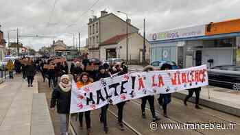 Après de nombreuses rixes, les parents et enfants du quartier Orgeval crient leur colère à Reims - France Bleu
