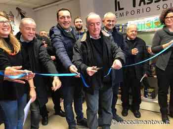 Inaugurato a Quistello il nuovo emporio solidale | Voce Di Mantova - La Voce di Mantova