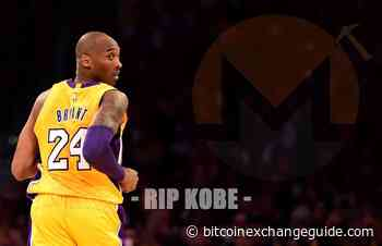 Hackers Insert Monero (XMR) Mining Script in Late Basketball Great Kobe Bryant's Wallpaper - Bitcoin Exchange Guide