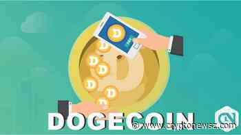 Dogecoin (DOGE) Indicates the Reversal of Yesterday's Price Trend - CryptoNewsZ