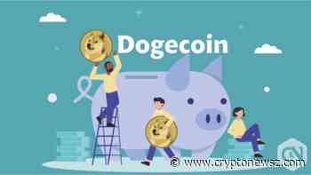 Dogecoin (DOGE) Declines Moderately; Gains Support from 9-day MA - CryptoNewsZ