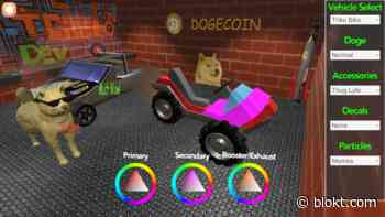 Doge Racer, the 'Mario Kart' of Dogecoin, Releases New Update, Can Now Pay With DOGE - Blokt