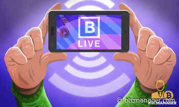 TRON's BitTorrent (BTT) Begins Testing of BLive Streaming Service - BTCMANAGER