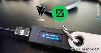 Ledger Nano S Announces Official Support for Tron (TRX) & ZCoin (XZC) - Coingape