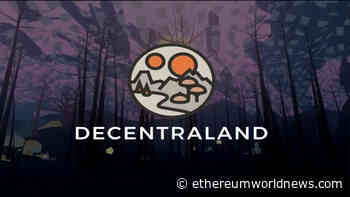 MANA From Heaven as HTC Sends Decentraland to The Moon - Ethereum World News