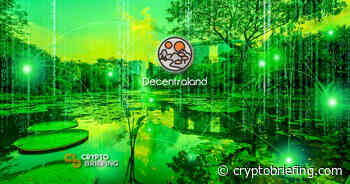 What Is Decentraland? Introduction to LAND and MANA Token | Cryptocurrency News - Crypto Briefing
