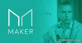 MakerDAO President talks multi-collateral Dai rollout, advantages of Dai Savings Rate, product roadmap and more - CryptoSlate