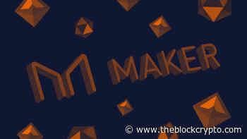 MakerDAO: Multi Collateral Dai - The Block Crypto