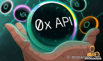 0x (ZRX) Protocol Launches New API to Facilitate Cost-Efficient Token Swaps - BTCMANAGER