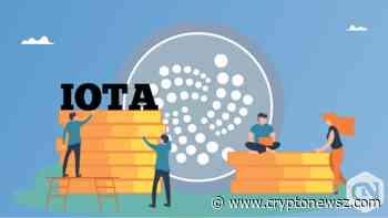 IOTA (MIOTA) Takes a Heavy Plunge Today; Struggling for Price Recovery - CryptoNewsZ
