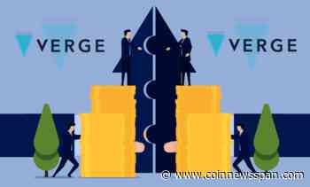 Verge Price Plunges by 3% Over the Last 24 Hours - CoinNewsSpan