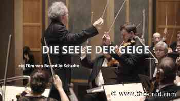 Die Seele der Geige: documentary featuring Frank Peter Zimmermann and luthier Martin Schleske - The Strad