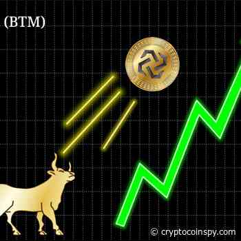 Bytom: Top-25 Crypto Releasing Mainnet; $BTM Soars ~25% To All-Time High - Cryptocoin Spy