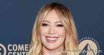 Hilary Duff Raves About $450 Face Serum on Instagram: 'You Complete Me' - Us Weekly