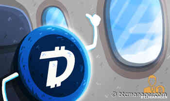 UTRUST Enables DigiByte (DGB) Payments for Over 650 Airlines - BTCMANAGER