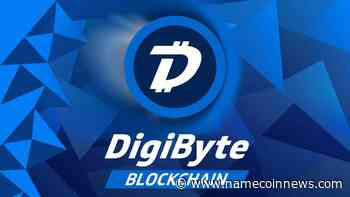 After Sudden Plunge DigiByte (DGB) Indicates a Stable Trend - NameCoinNews