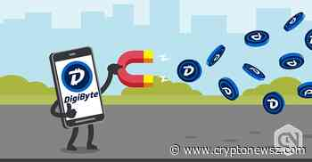 DigiByte Price Analysis: DGB Price Has Grown By 10% Over The Last 24 Hours - CryptoNewsZ