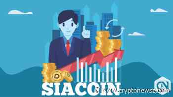 Siacoin Price Analysis - SC Predictions, News and Chart - May 28 - CryptoNewsZ