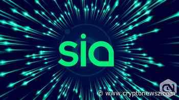 Siacoin (SC) Price Analysis: Has Siacoin Managed to Outgrow Itself Gradually? - CryptoNewsZ
