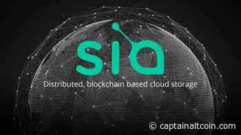 It is not FUD to say Siacoin (SC) is in a real turmoil because of Obelisk - CaptainAltcoin