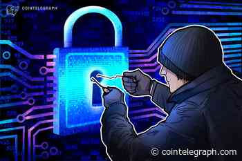 Hackers Grab Nearly $480K From Blockchain Platform Nuls - Cointelegraph