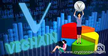 VeChain (VET) Price Descends by 3% Over the Past 24 Hours - CryptoNewsZ