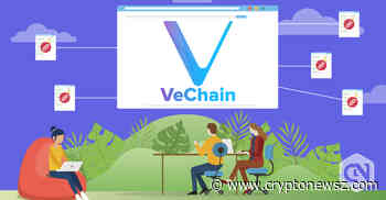VeChain (VET) Approaching Weekly Resistance; Bears in Sight - CryptoNewsZ