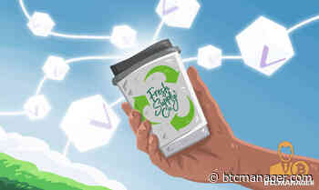 DNP Group Adopts VeChain (VET) for Coffee Cups Recycling - BTCMANAGER