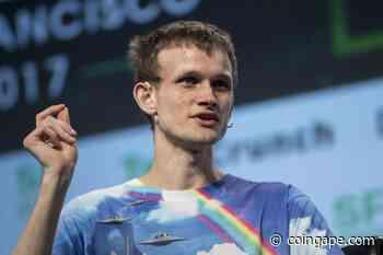 Vitalik Buterin: No, ZCash (ZEC) is not a Failure - Coingape
