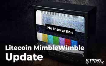 Litecoin (LTC) MimbleWimble: Non-Interactive Transactions Are Ready - U.Today