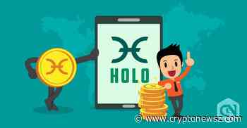 Holo Price Analysis - HOT Predictions, News and Chart - May 29 - CryptoNewsZ